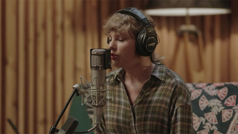 Flamante performance de Taylor Swift junto a Bon Iver